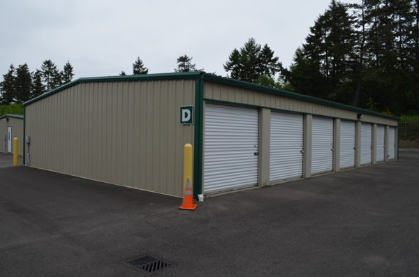 Read more: Storage Unit Photo Gallery - Building D